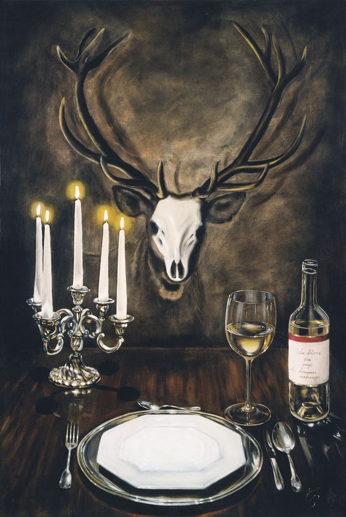 Carolin Wehrmann - Dinner for one ?