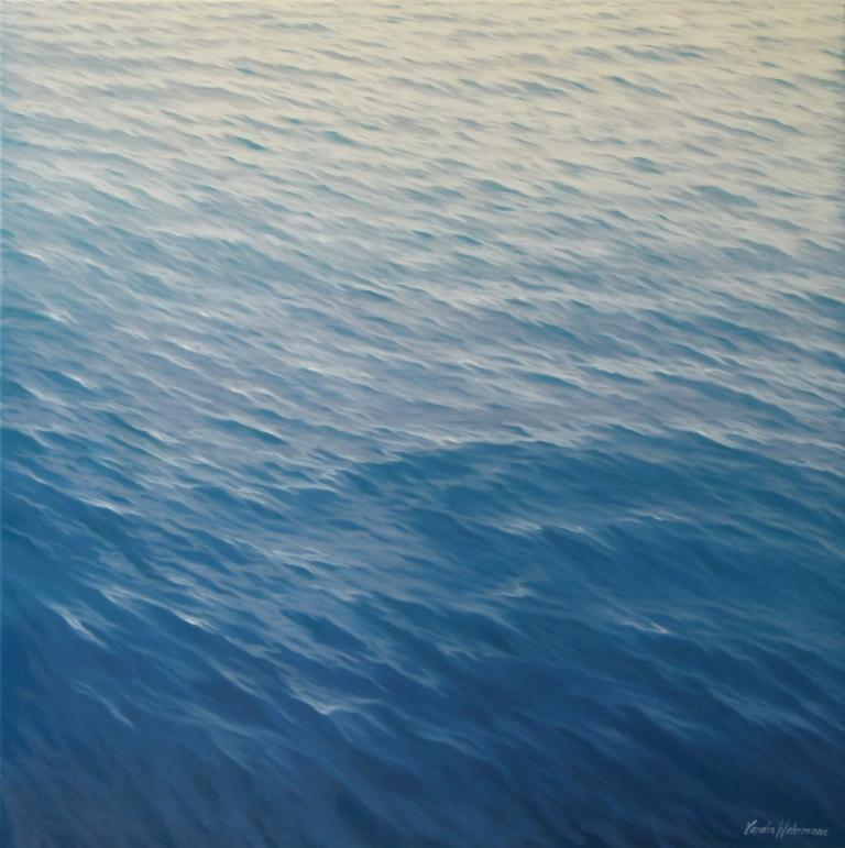 Carolin Wehrmann - Shades of Blue I